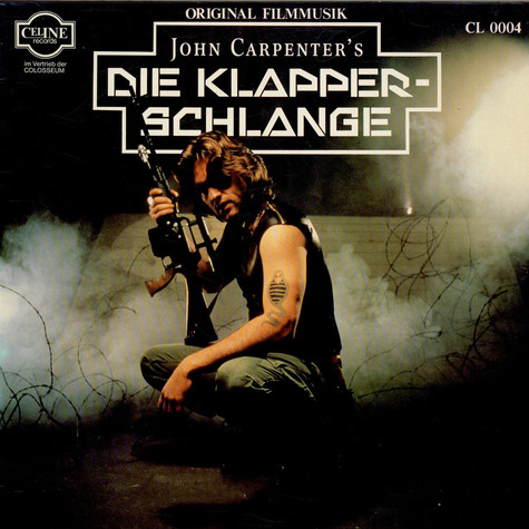 John Carpenter & Alan Howarth - OST Die Klapperschlange