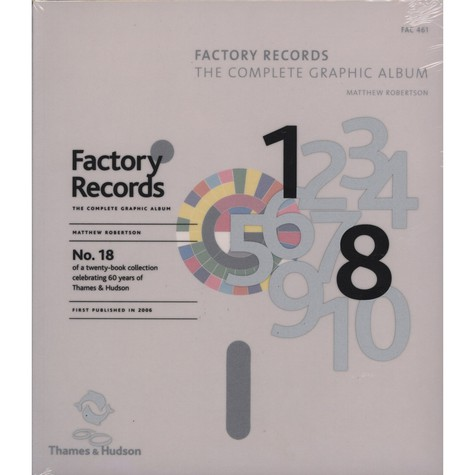 Matthew Robertson - Factory records