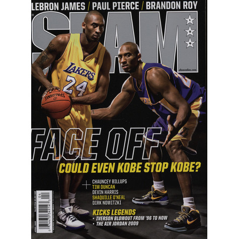 Slam Magazine - 2009 - 04 - April