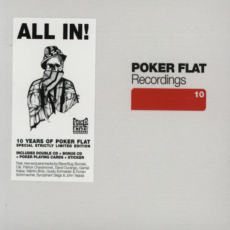 V.A. - All in! 10 years of Poker Flat