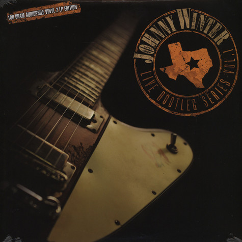 Johnny Winter - Live bootleg series volume 1