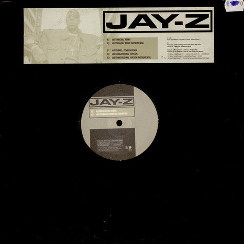 Jay-Z - Anything (The Berlin Remixes)