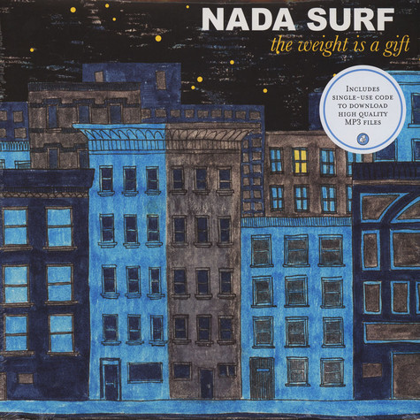 Nada Surf - Weight is a gift