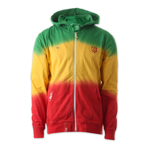 LRG - Jungle rumble zip-up hoodie