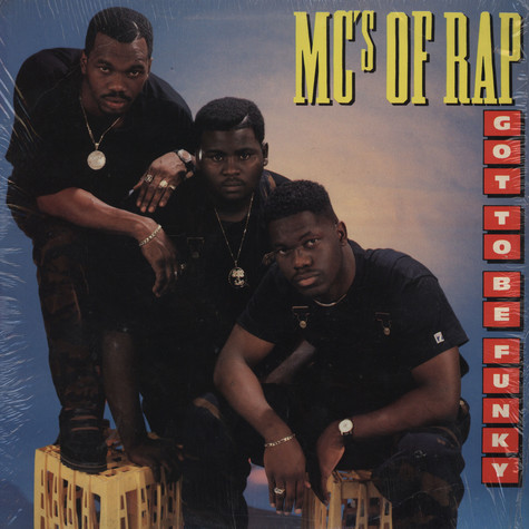 MC's of Rap - We can do this