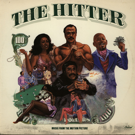 V.A. - OST The hitter