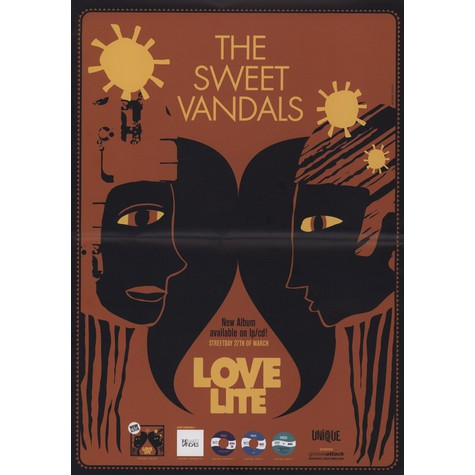Sweet Vandals, The - Lovelite poster