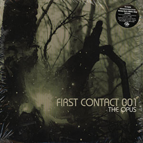 Opus, The - First Contact 001
