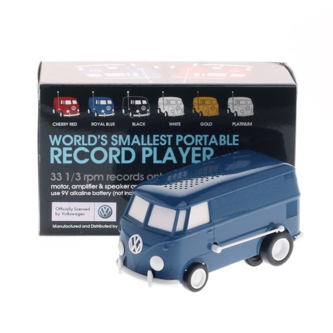 Soundwagon - World's smallest record player