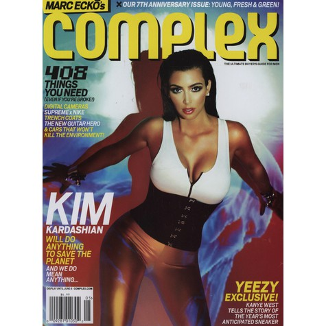 Complex - 2009 - April / May - Issue 742