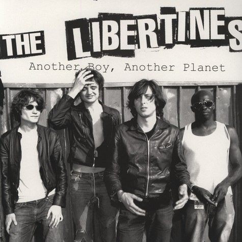 Libertines, The - Another boy another planet