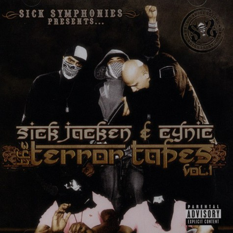 Sick Jacken of Psycho Realm & Cynic - Terror Tapes Volume 1
