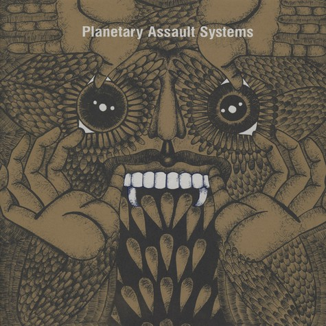 Planetary Assault Systems - Temporary Suspension EP