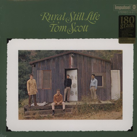 Tom Scott - Rural Still Life