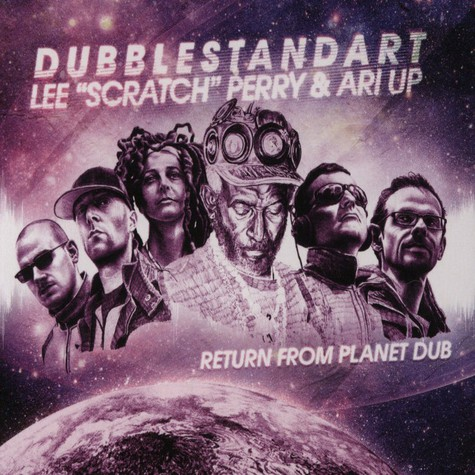 Lee Perry - Return From Planet Dub