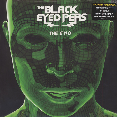 Black Eyed Peas - The E.N.D. (Energy Never Dies)