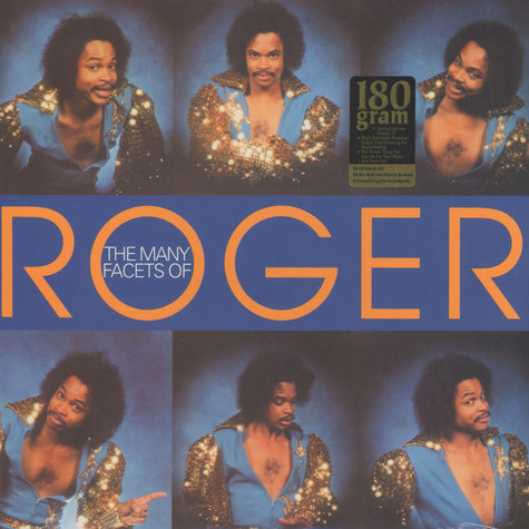Roger Troutman (Zapp) - The many facets of Roger
