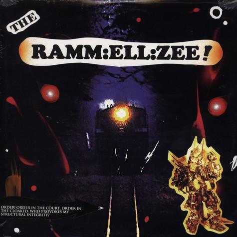 Rammellzee - This is what you made me