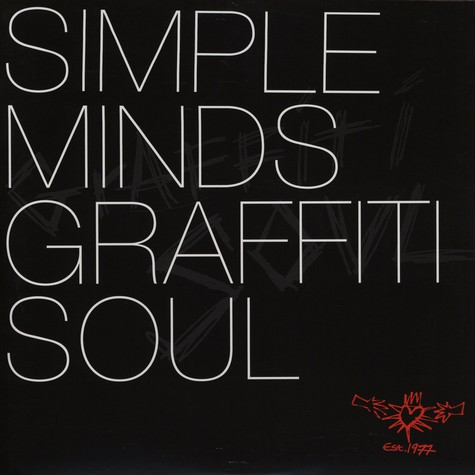 Simple Minds - Graffiti Soul / Searching For The Lost Boys