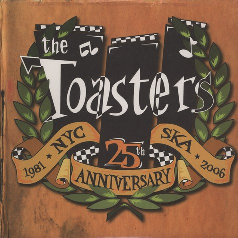 Toasters, The - 25Th Anniversary