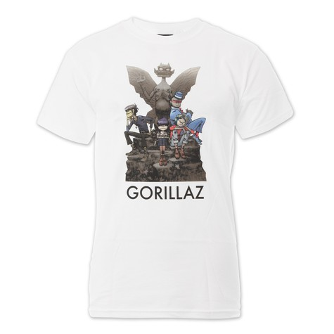 Gorillaz - Slow Boat To Hades T-Shirt