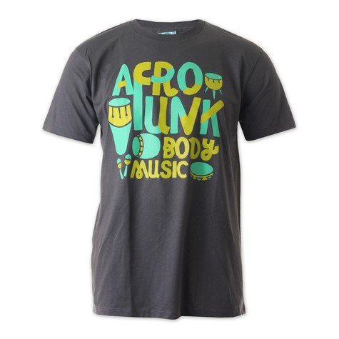 101 Apparel - Afro Funk T-Shirt