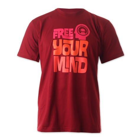 101 Apparel - Free Your Mind T-Shirt