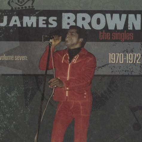 James Brown - Singles Volume 7: 1970-197