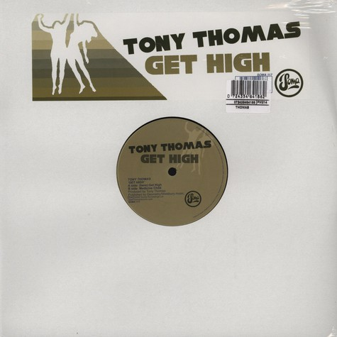 Tony Thomas - Get high