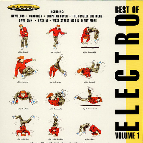 V.A. - Best Of Electro Volume 1