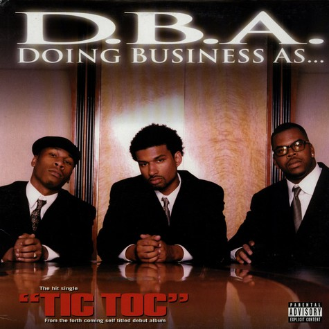 D.B.A. (Doing Business As) - Tic Toc