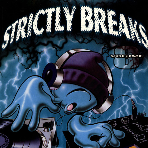 V.A. - Strictly Breaks Volume 8