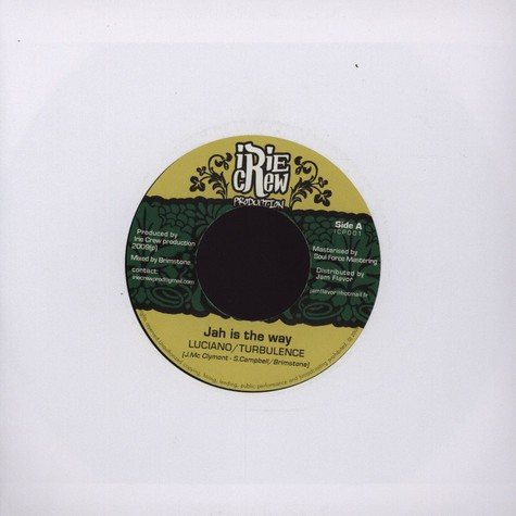 Luciano & Turbulence - Jah is the way