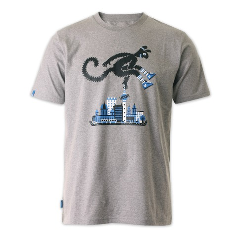Ucon Acrobatics - City Hopper T-Shirt