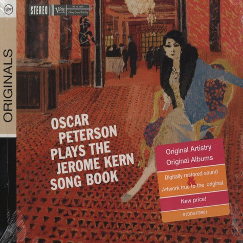 Oscar Peterson           - Plays The Jerome Kern Songbook