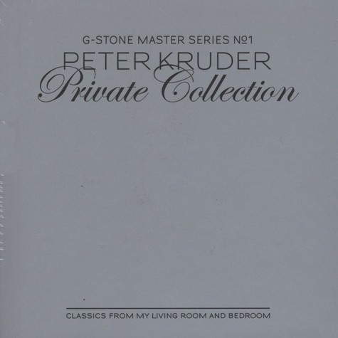 Peter Kruder - Private Collection