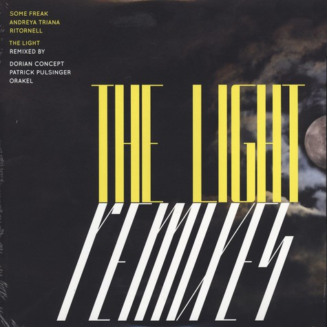 Some Freak - The Light remixes
