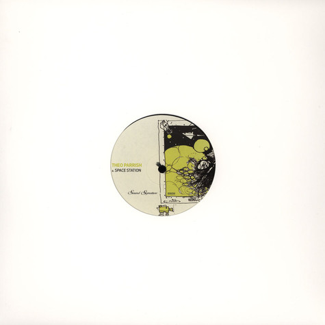 Theo Parrish - Going Through Changes