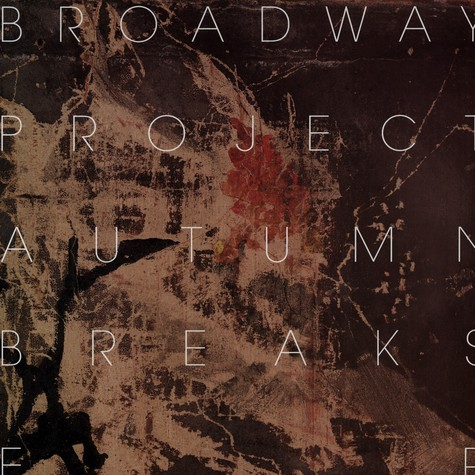 Broadway Project - Autumn breaks EP