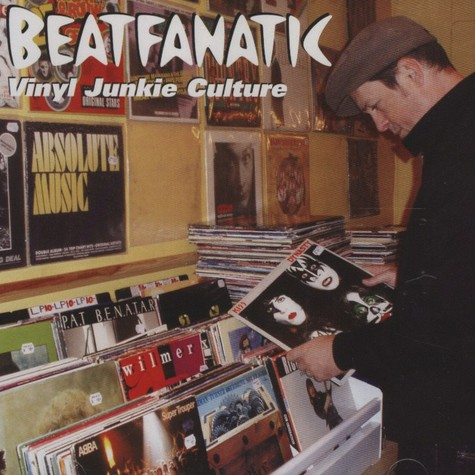 Beatfanatic - Vinyl Junkie Culture