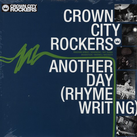 Crown City Rockers - Another day