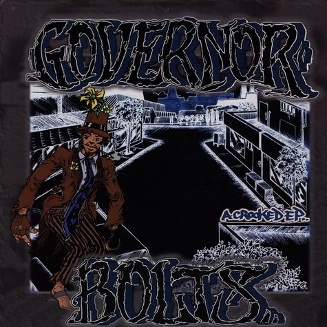 Governor Bolts - A crooked EP