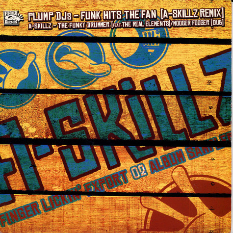 Plump Djs - The funk hits the fan A-Skillz remix