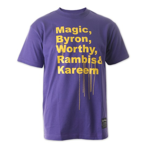 Originators, The - Lakers Roll Call T-Shirt