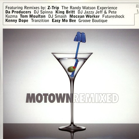 Motown Remixed - Motown remixed