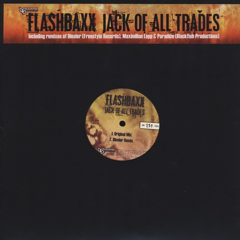 Flashbaxx - Jack Of All Trades