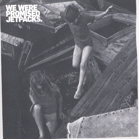 We Were Promised Jetpacks - Roll Up Your Sleeves