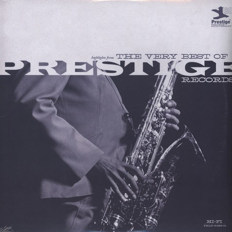V.A. - The Very Best Of Prestige Records