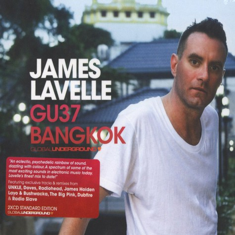 James Lavelle - Bangkok