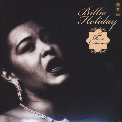 Billie Holiday - Rare Collection